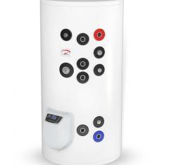 Free standing water heater 150 L, 3 kW, enameled
