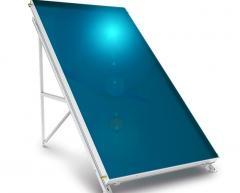 Плосък слънчев колектор меден абсорбер - 2 кв. м