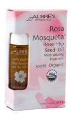 100% Органично олио Rosa Mosqueta