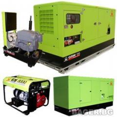 Генераторни агрегати