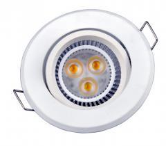 Optics for LEDs