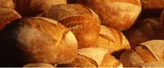 Flour natural textured