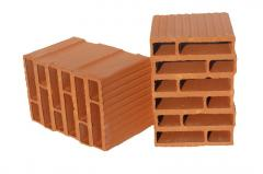 Brick, ceramic, facade