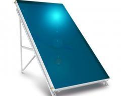 Плосък слънчев колектор меден абсорбер 2.5 кв. м