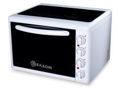 Готварска печка със стъклокерамичен плот 201VFE