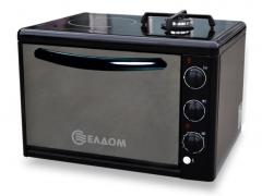 Готварска печка комбинирана 211VFEN