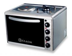 Готварска печка комбинирана 213VF