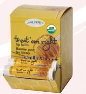 Балсами за устни Vanilla & Honey 24 бр.