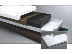 Алуминиеви первази за външна употреба
