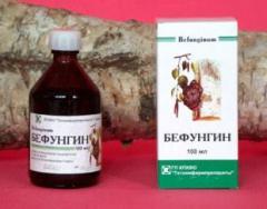 БЕФУНГИН® - екстракт от брезова гъба
