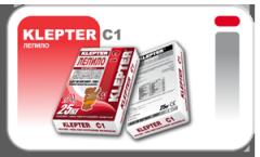 Строително лепило KLEPTER С1