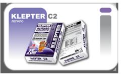 Строително лепило KLEPTER C2