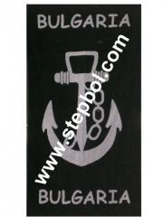 Плажна кърпа  КОТВА 70x140см