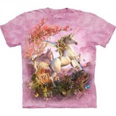 Детска тениска Awesome Unicorn