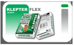 Флексово лепило KLEPTER FLEX