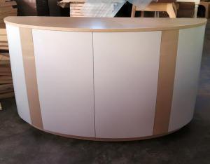 Мебели от ПДЧ, МДФ и масив