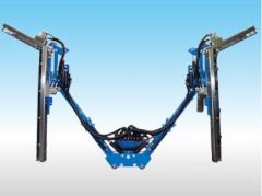 VBC - Машина за контурна резитба модел С4/V