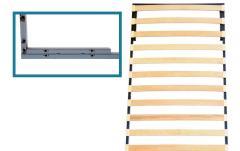 Единична стандартна ламелна рамка