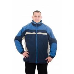 Голям размер якета за едри мъже