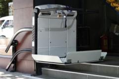 Платформа за движение по стълбища без завои V64