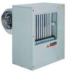 Air heating systems