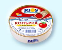 Копърка в доматен сос RIOS