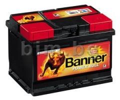 Banner 12V 100Ah 720 A L+ Power Bull (Яп. и