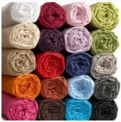 Чаршаф с ластик от Ранфорс 100% памук в 11 разцветки