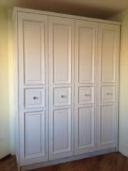 Wardrobes for private interiors
