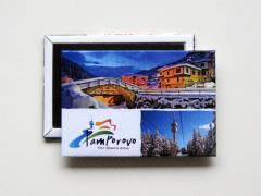Photographic glazed paper