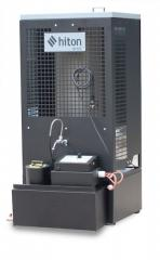 Air - heating units