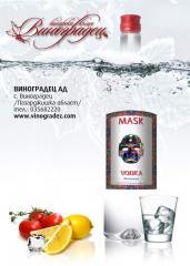 Водка Маск