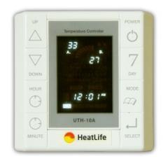 Терморегулатори, инфрачервено подово отопление