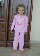 Детски пижами №1