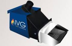 Пелетна горелка IVG S40