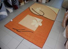 ПРОМОЦИЯ: Мокетен килим md043_оранж
