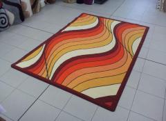 Промоция: Мокетен килим 018_orange