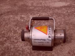 Гаммарид 192/120 дефектоскоп