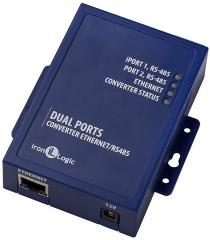 Специализиран конвертор Ethernet/RS485(422) Модел: Z-397 Web