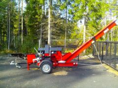JAPA 305 BE машина за рязане и цепене на дърва /