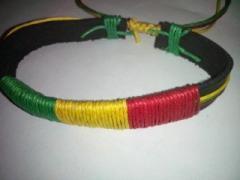Плетени етно гривни