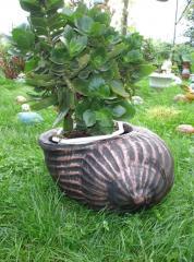 Figures from ceramics