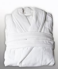 Плътен хавлиен халат