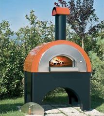Професионална фурна за пица на дърва ALFAPIZZA