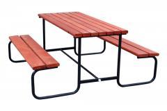 Маса за пикник с пейки модел CR-301