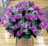 Кошница със 101 рози