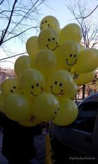 Букет от балони