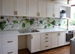 Принт стъкло за гръб на кухня от Glass Studio