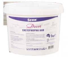 Екстериорна боя - Decor 5 kg