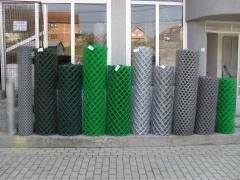 Оградна мрежа плетена произведена от onlinesapani.com